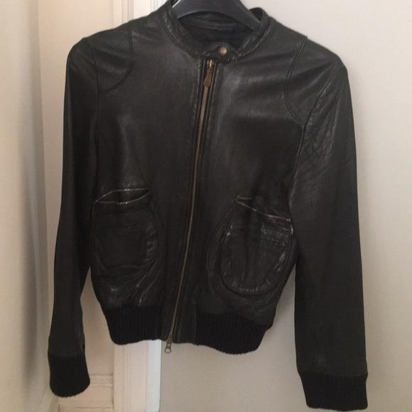 Doma Jackets & Blazers - Women's Leather Jacket